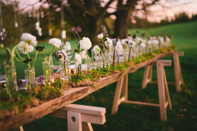 Zoe Binning -Welsh Wedding Consultant: Is this the latest Wedding Trend: Saving the Environment? Natural and eco friendly wedding solutions